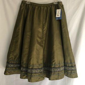 JH Collectibles Boho Exotic Treasures Skirt 14
